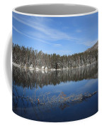 Yellowstone National Park - Mountain Lake Coffee Mug
