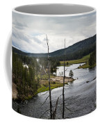 Yellowstone River  Coffee Mug