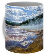 Yellowstone - Springs Coffee Mug