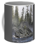 Yellowstone - The Rock Tree Coffee Mug