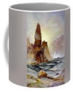 Yellowstone Tower Falls Coffee Mug