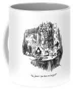 Yes, Jamie - You Have An Insight? Coffee Mug