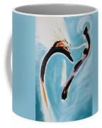 Yin Calming Yang Coffee Mug