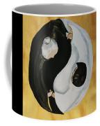 Yin Yang  Generations Hand In Hand Coffee Mug