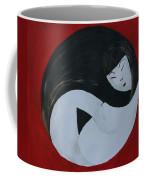 Yin Yang Maternity Coffee Mug