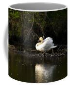 Yogi Swan Coffee Mug