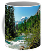 Yoho River In Yoho Np-bc Coffee Mug