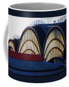York Train Station # 3 Coffee Mug
