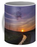 Yorkshire Sunset  Coffee Mug