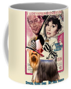 Yorkshire Terrier Art Canvas Print - My Fair Lady Movie Poster Coffee Mug
