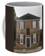 Yorktown Customs House Coffee Mug by Teresa Mucha