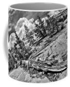 Yosemite Fallen Tree Coffee Mug