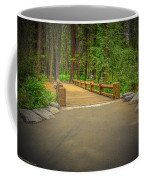 Yosemite Falls Trail Coffee Mug