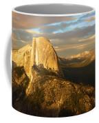 Yosemite Half Dome Coffee Mug