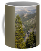 Yosemite Mountain High Coffee Mug