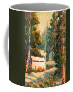 Yosemite Tent Cabins Coffee Mug
