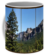 Yosemite Triptych Coffee Mug