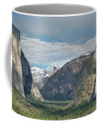 Yosemite Valley Afternoon Coffee Mug