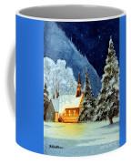 Yosemite Valley Chapel Coffee Mug