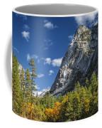 Yosemite Valley Rocks Coffee Mug