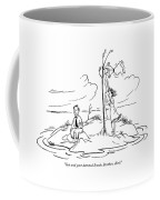 You And Your Damned Brooks Brothers Shirt! Coffee Mug