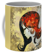 You Are The Only 1 Coffee Mug by Angelina Vick