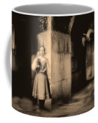 You Ask The Question Maybe I Will Give The Answer Coffee Mug by Bob Orsillo