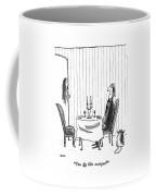You Do Like Octopus? Coffee Mug