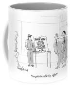You Gotta Love This City Coffee Mug