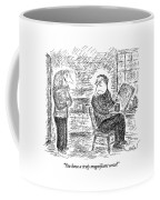 You Have A Truly Magnificent Scowl! Coffee Mug