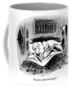 You Have Cookie Breath Again Coffee Mug