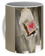 You Hold My Heart In Your Hand Coffee Mug