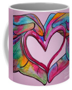 You Hold My Heart In Your Hands Coffee Mug