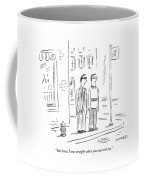 You Knew I Was Straight When You Married Me Coffee Mug