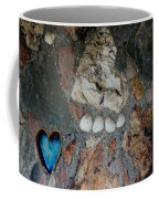 You Left Your Pawprint In My Heart Coffee Mug