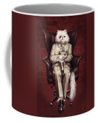 You Only Live Nine Times Coffee Mug by Eric Fan