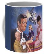 You Only Live Twice Coffee Mug
