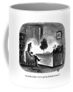 You'll Like It Here - We're A Pretty Disobedient Coffee Mug
