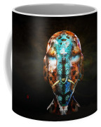 Young Alien Warrior Coffee Mug