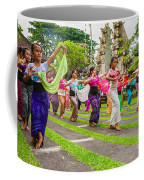 Young Bali Dancers - Indonesia Coffee Mug