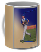 Young Baseball Athlete Coffee Mug