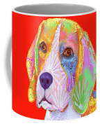 Young Beagle  Coffee Mug