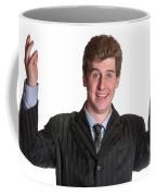 Young Business Man  Coffee Mug