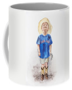 Young Cowboy  Coffee Mug