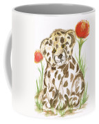 Young Cub Leopard Coffee Mug