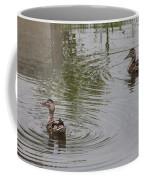 Young Ducks Coffee Mug