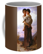 Young Gypsies Coffee Mug