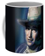 Young John Wayne Pop 2 Coffee Mug