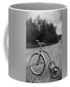Young Kid Old Road  Coffee Mug