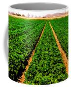 Young Lettuce Coffee Mug